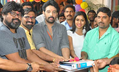 J. D. Chakravarthy New Movie Launch