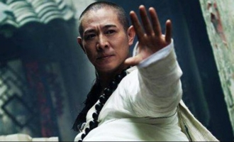 Jet Li's manager delivers good news