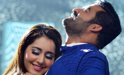 The love is deeply satisfying: NTR