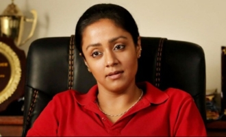 Jyothika to entertain as 'Jhansi'