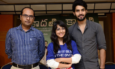 'Kaadhali' Press Meet