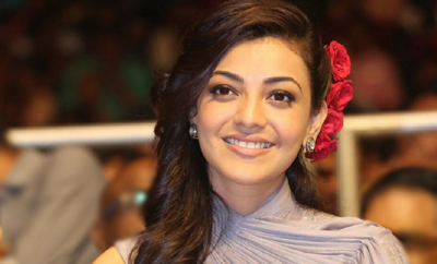 Kajal keeps posed about her marathon