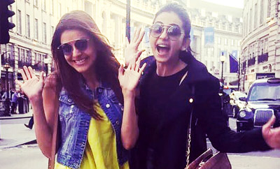 Kajal, Rakul & the 'London shenanigans'