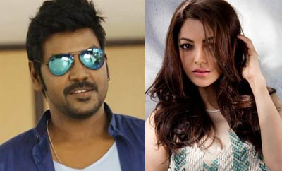 Kajal Aggarwal to be Lawrence's heroine?