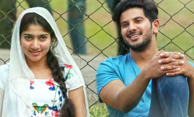 Sai Pallavi-Dulquer's movie to release in Telugu