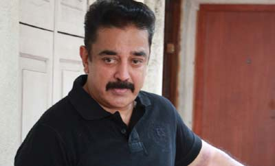 Kamal supports 'Mersal' against political censoring