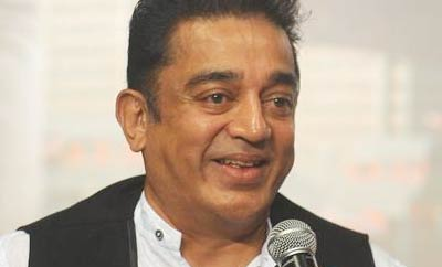 Kamal Haasan gives Kattappa pat on the back