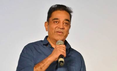 Kamal tweets about daughter's conversion