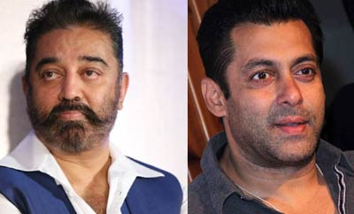Kamal Haasan to reprise Salman Khan on TV!