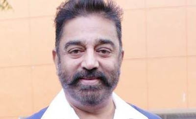 Kamal Haasan yet again makes news