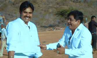 Pawan Kalyan and Ali - A Few Fun Moments