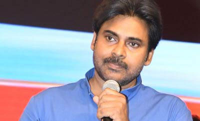 'Katamarayudu' audio release: A new Pawan seen!