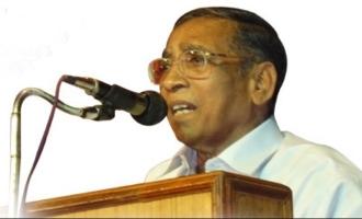 Veteran singer KBK Mohan Raju passes away