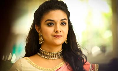 Keerthy Suresh's looks to transport audience!