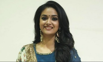 That's why Keerthy Suresh is going slow