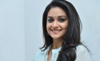 Keerthy Suresh on journeying with 'Mahanati'