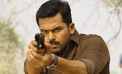 Karthi's film grosses Rs 60 Cr