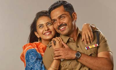 Karthi's 'Khakee' release date is now official