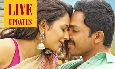 Karthi's 'Khakee' Review Live Updates