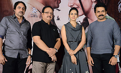 'Khakee' Press Meet