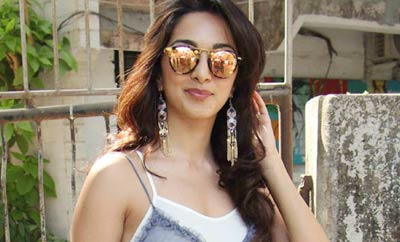 Kiara Advani is sparkling in these pics