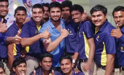 'Kirrak Party' Success Tour At  PVP Mall, Vijayawada
