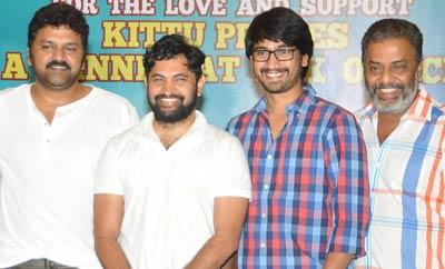 'Kittu Unnadu Jagratha' Success Meet