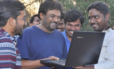 Puri Jagannadh Launches 'Kobbari Matta' Teaser