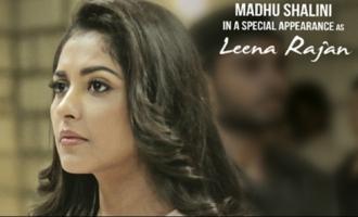 Madhu Shalini to be seen in thriller 'Goodachari'