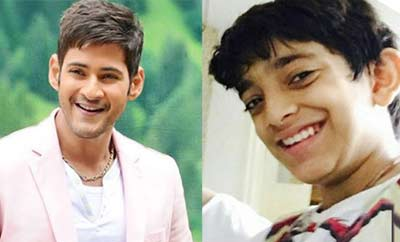 Mahadhan as Mahesh Babu?