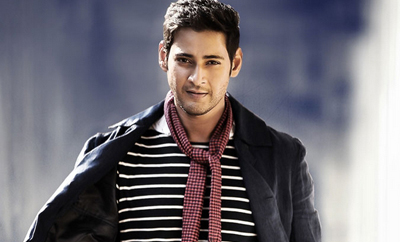 Mahesh Babu charges you up with grit