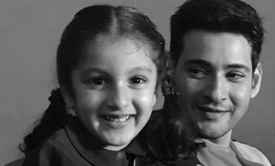 Mahesh wishes Sitara infinite happiness