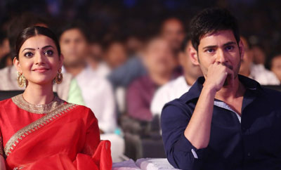 Kajal breaks rules, gets straight about Mahesh Babu