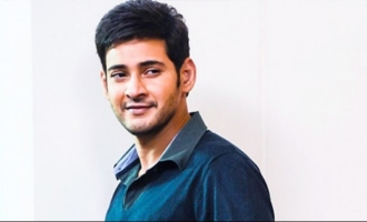 Mahesh Babu spotted in Spain