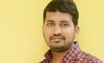 Nara Rohith is villain for the most part: Director