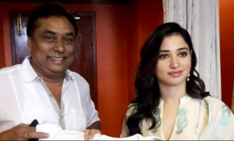 Tamannaah pledges support to Manam Saitham
