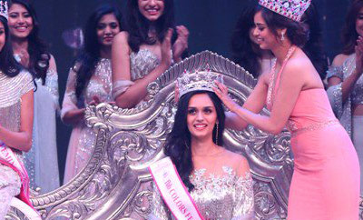 Manushi Chhillar is the star of the moment