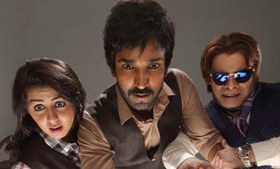 'Marakatha Mani' teaser makes a mark