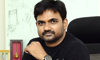 Maruthi on his next film, working style, and more [Interview]