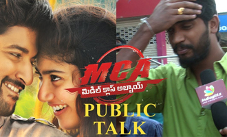 MCA (Middle Class Abbayi) Public Talk
