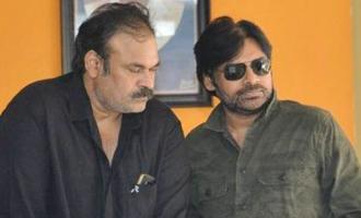 Pawan Kalyan, Allu Arjun @ Film Chamber
