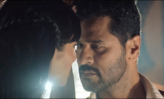 Prabhu Deva is scintillating in this 'Mercury' promo song