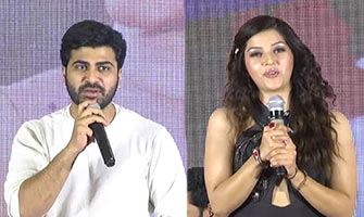 Mahanubhavudu Success Meet
