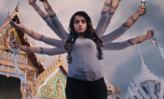 Trisha's 'Mohini' trailer out, release date sealed