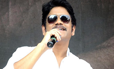 Nagarjuna promises top-class entertainer & how!
