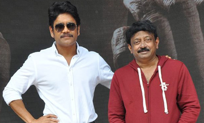 Nag, RGV to do it in Maximum City