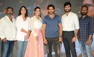 Naga Chaitanya Launches 'Ee Maya Peremito' First Look Teaser
