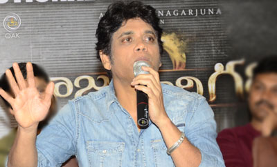 Had beer & chicken biryani to heart's content: Nagarjuna