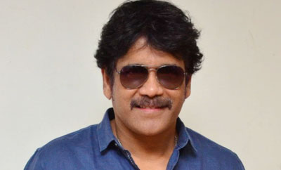 Nagarjuna's royal moment this