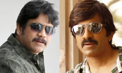 Is it going to be Nag Vs Ravi Teja?